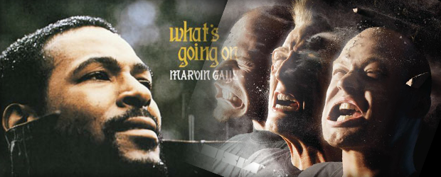 "Noisia feel ""What's Going On"" with Marvin Gaye"
