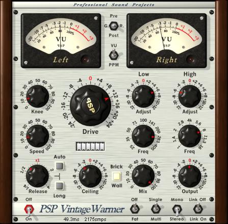 PSP Vintage Warmer