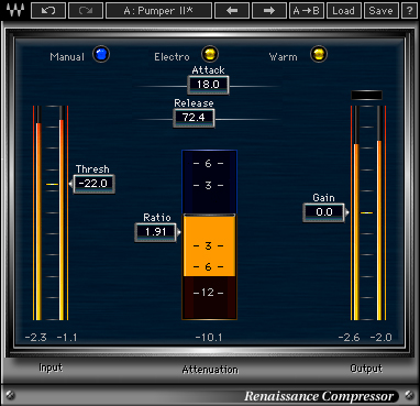 Waves Ren Compressor