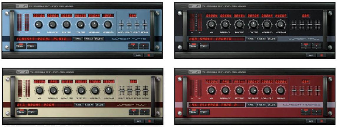 IK Multimedia Classic Studio Reverb