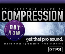 Compression ad  - OUT NOW 213 px footer widget