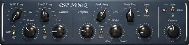 PSP Audioware NobleQ