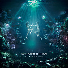 Pendulum, Immersion Cover Art