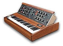 Moog Minimoog classic hardware synth