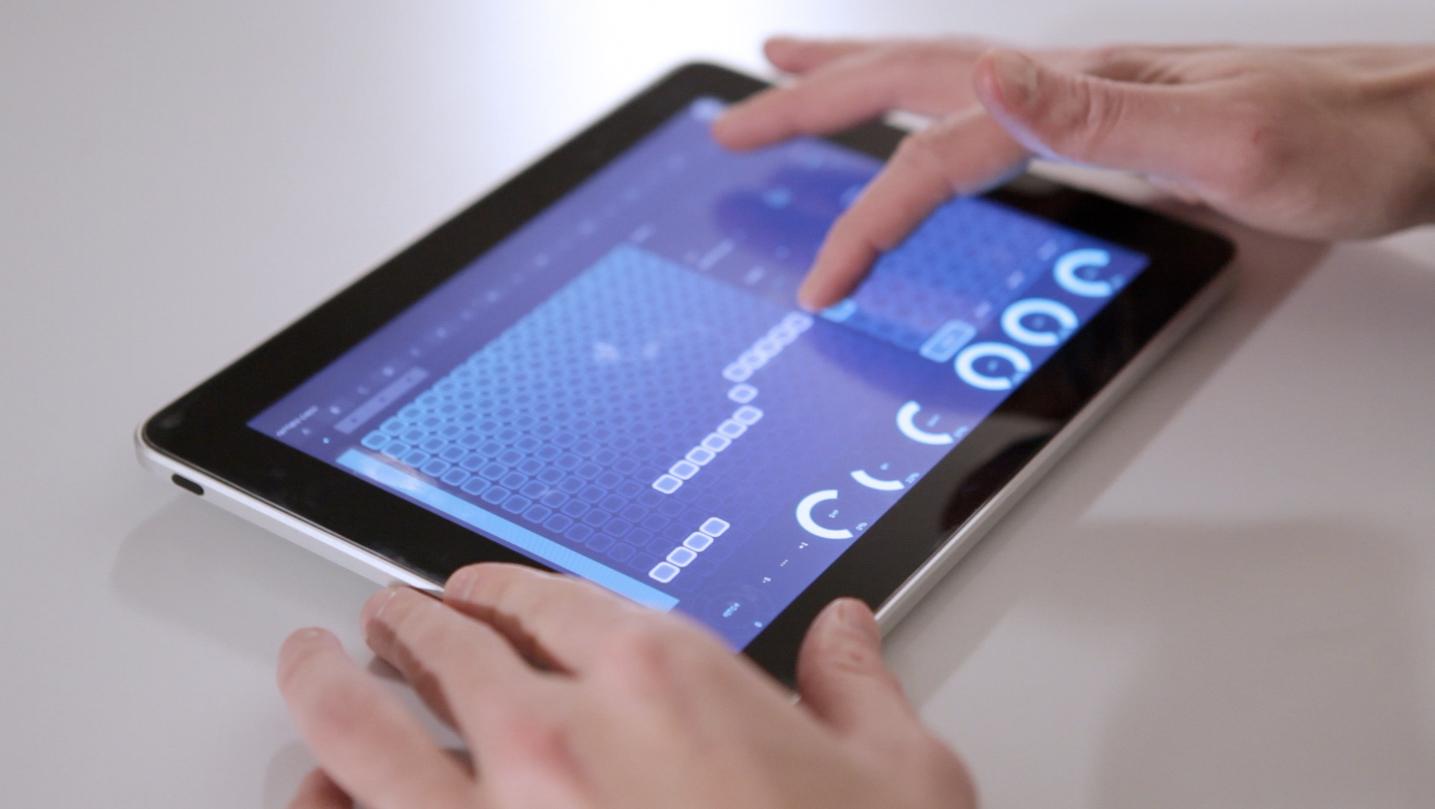 Liine Lemur iPad App 1