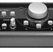Mackie Big Knob Desktop Studio Monitor System