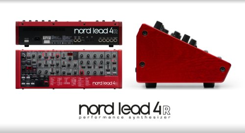 nord lead 4 49 key virtual analog synthesizer. Black Bedroom Furniture Sets. Home Design Ideas