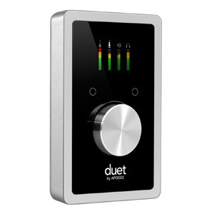 apogee duet audio interface