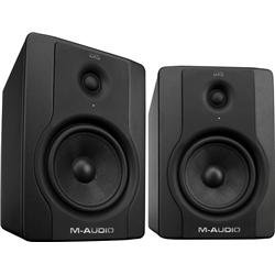 "M-Audio BX5 D2 5"" Active 2-Way Studio Monitor Speakers"