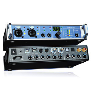 rme ucx audio interface
