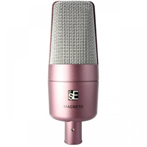 se electronics magneto mic magenta edition