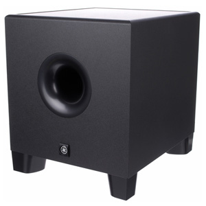 yamaha hs8 studio monitor subwoofer. Black Bedroom Furniture Sets. Home Design Ideas