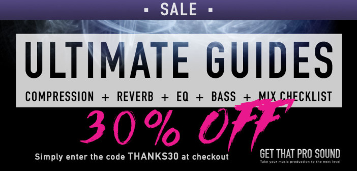 WEEKEND SPECIAL: 30% Off Coupon Code For Ultimate Guides Series
