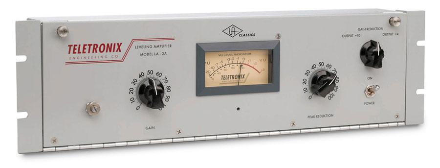 Teletronix LA2A Hardware Compressor