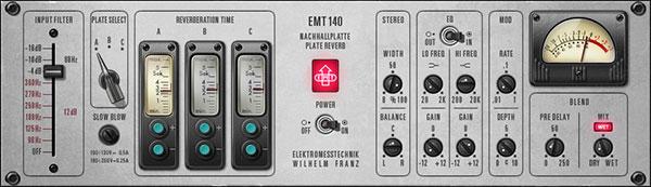 UAD EMT 140