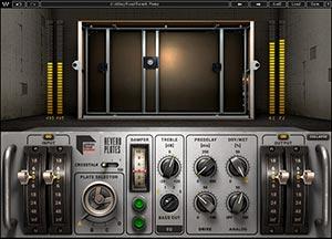 Waves Abbey Road Reverb Plates - EMT 140