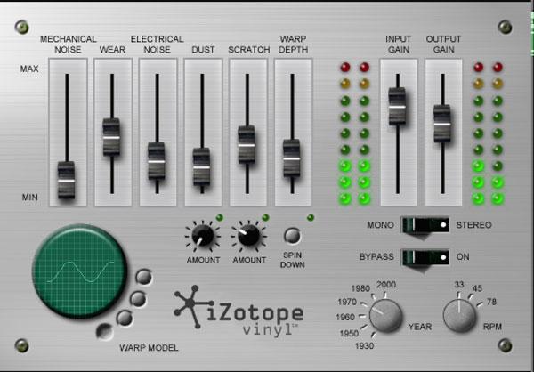Izotope-Vinyl