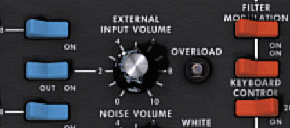 Mini-V-External-Input-Volume