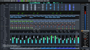 steinberg-cubase-pro-9-mixconsole-screenshot