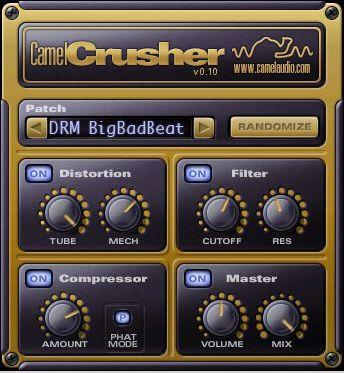 Camel Audio Camel Crusher
