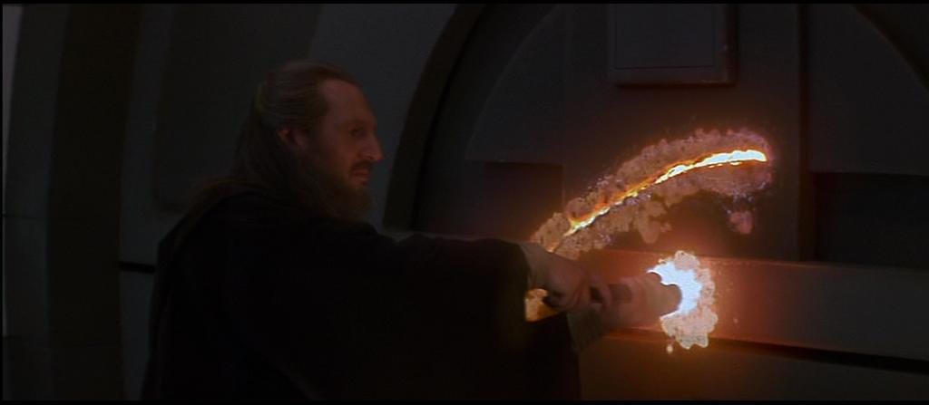 Qui-Gon Lightsaber