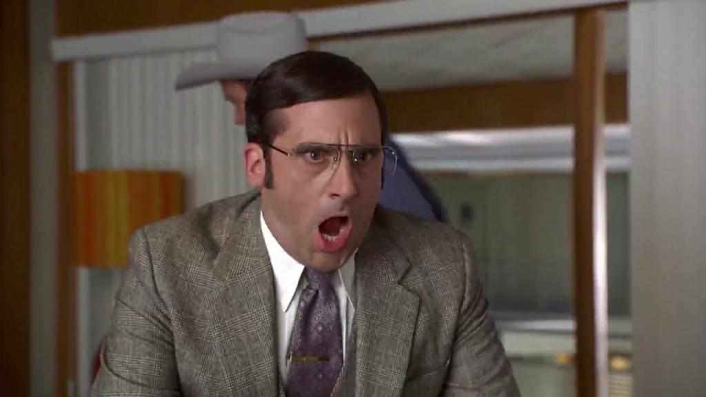 """Loud noises!"""