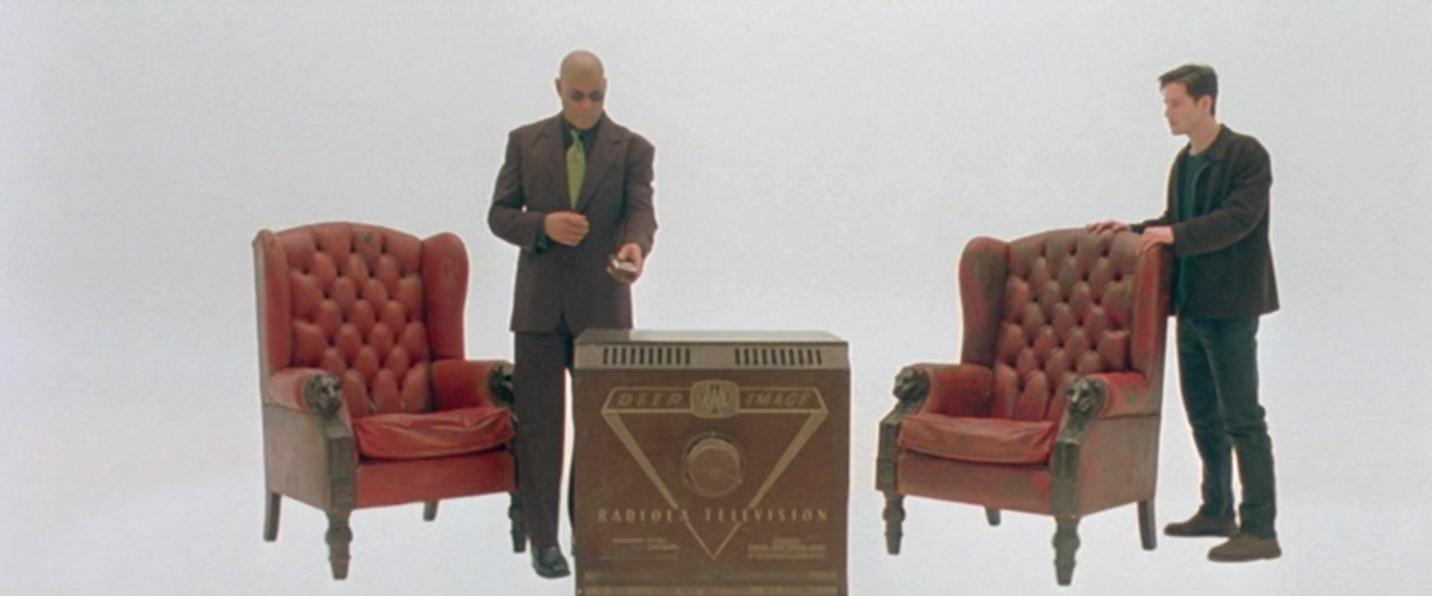 The Matrix - Electrical Signals