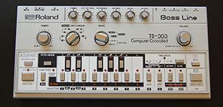 Roland Bass Line TB-303
