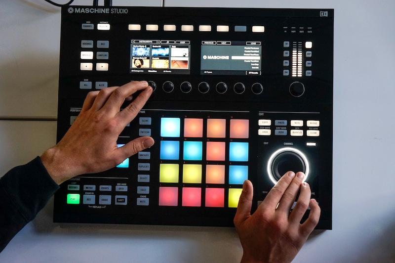 NI Maschine Studio