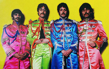 The Beatles - Sgt Peppers
