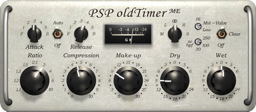 PSP Audioware oldTimerME