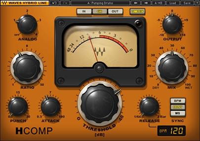 Waves H-Comp Hybrid Compressor