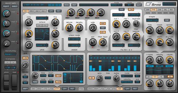 Reveal Sound Spire - Original Theme