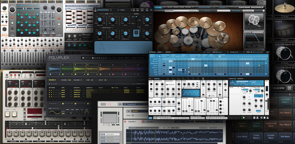 25 Of The Best Drum Plugins In The World 2016 - Get That Pro Sound