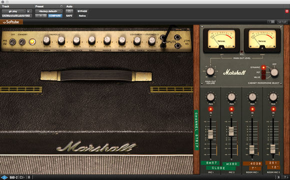 UAD marshall-blues-breaker-blues-vibe