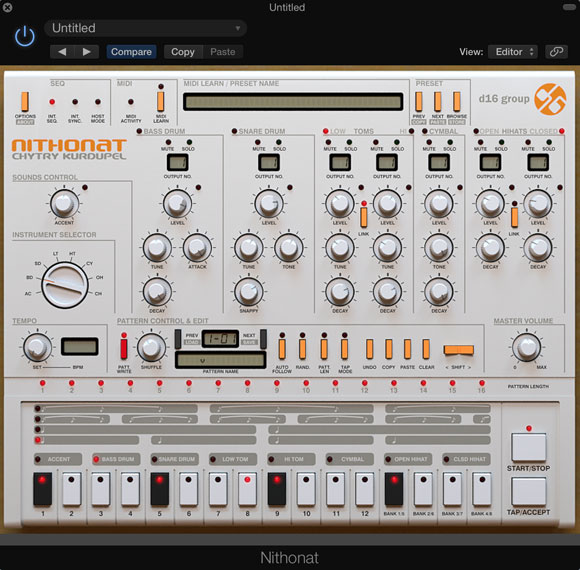 drum programming technique nithonat screenshot