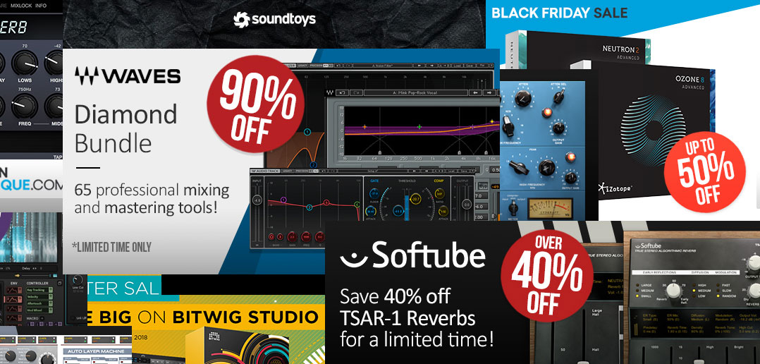 The 10 Black Friday Deals For Musicians That We Re Most Excited About Get That Pro Sound
