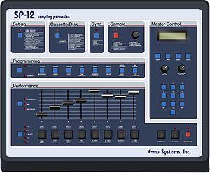 E-mu SP-12