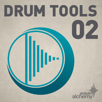 wave alchemy drum tools 02 cover