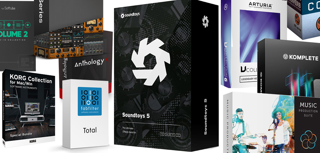 20 Of The Best Music Production Plugin Bundles In The World 2018 Get That Pro Sound
