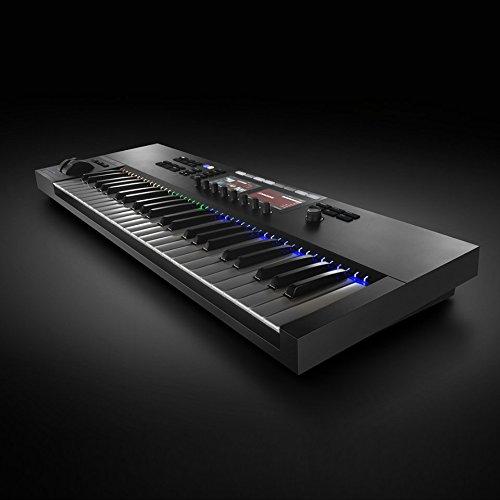 native instruments komplete kontrol s49 mk2 keyboard 49 key. Black Bedroom Furniture Sets. Home Design Ideas