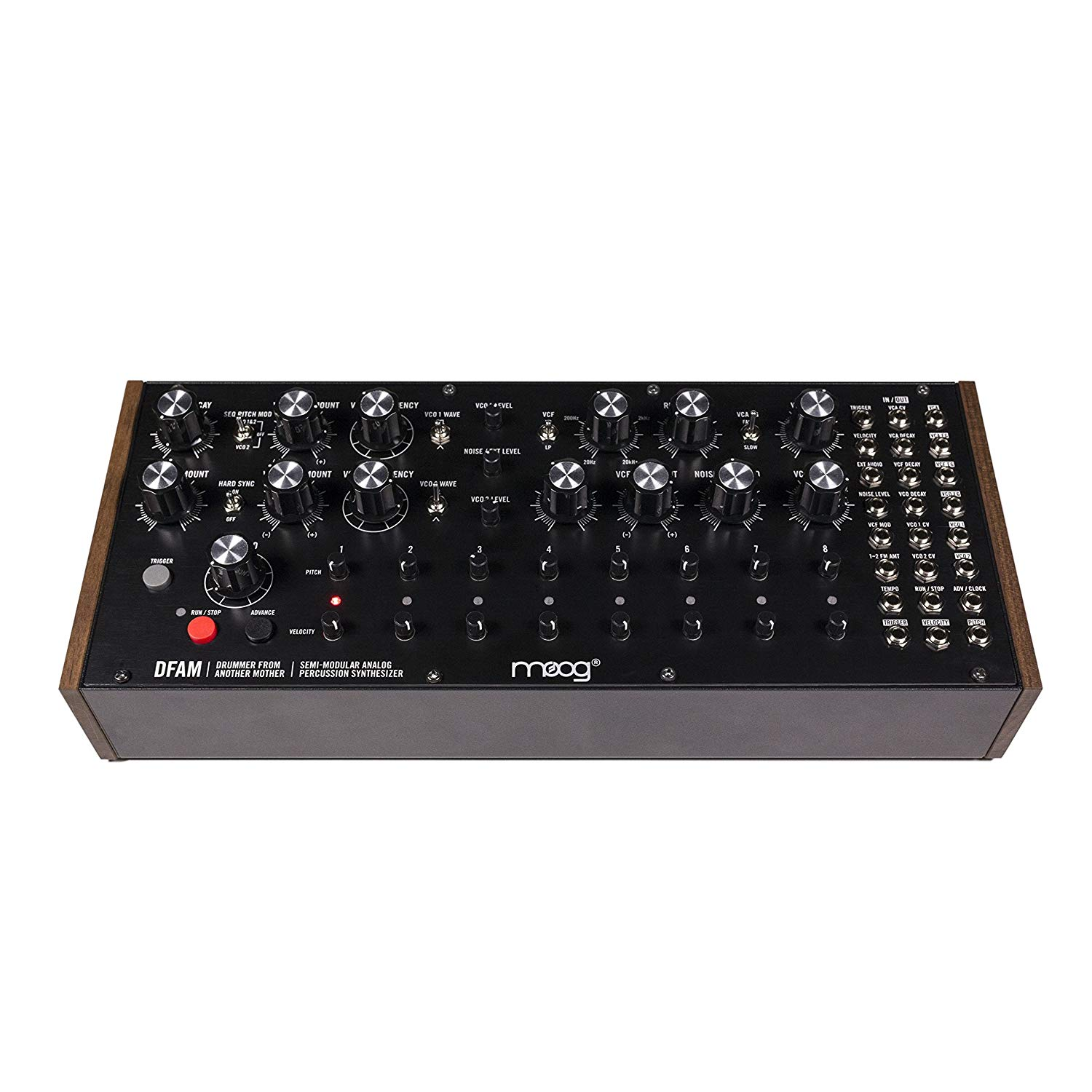 moog dfam drummer from another mother semi modular analog percussion. Black Bedroom Furniture Sets. Home Design Ideas