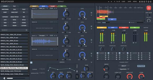 Sound Design Techniques & Tools Series: Part 3 - Layering